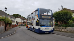 A 19 series on the 19's (DGPhotography1999) Tags: mx56pho doubledeckerbus 19095 stagecoachdevon stagecoachsouthwest stagecoachmanchester stagecoach adltrident roundswell