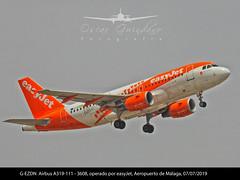 G_EZDN (coverkill) Tags: avión aviación aviones vuelo despegue spotting málaga nikonp900