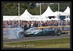 IMG_0566 (Graggs) Tags: heritage cars festival race speed climb hill racing fos goodwood racer festivalofspeed 2019 sport f1 out mercedes smoke petronas burn donut tyre