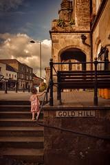 Gold Hill, Shaftesbury (Kam Sanghera) Tags: gold hill shaftesbury dorset advert f4l usm ef landscape uk england united kingdom postcard topaz goldhill ef24105mm is 24105mm 24105 mm child infant toddler