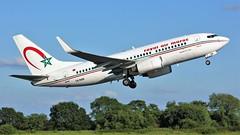 CN-RNM (AnDyMHoLdEn) Tags: royalairmaroc ram 737 egcc airport manchester manchesterairport 23l