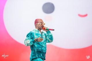 J Balvin - Open'er Festival 2019
