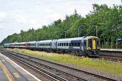 159007 (stavioni) Tags: class159 brel express sprinter diesel multiple unit rail train swr south western railway