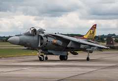 EGDY - McDonnell Douglas AV-8B Harrier II - Spanish Navy - VA.1B-37 (lynothehammer1978) Tags: egdy yeo rnasyeovilton rnasyeoviltonairday rnasyeoviltonairday2019 spanishnavy va1b37 mcdonnelldouglasav8bharrierii