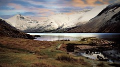 Lake District's Wastwater & Scafell Pike (Glenn Birks) Tags: scafell pike lake district wastwater