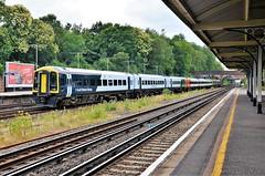 159017 (stavioni) Tags: class159 brel express sprinter diesel multiple unit rail train swr south western railway