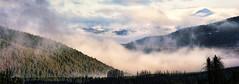 Mañanas patagonicas (Miradortigre) Tags: patagonia argentina landscape paisaje sun morning mañana nubes niebla nebel nieve snow