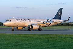 VP-BLP A320-214 (Irish251) Tags: a320 aeroflot dub eidw star alliance livery