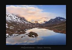 Mefjordvatnan (MC--80) Tags: mefjordvatnan senja norway