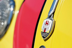 Wolfsburg Badge (dangaken) Tags: auto car carshow show automobile musclecar vw volkswagen chevy chevrolet polish wax baycitymi baycity greatlakesbay baycitycarshow riverroar boatraces downtownbaycity eastside eastsidebaycity wolfsburgedition carbadge yellow beetle yellowbeetle vwbeetle vwbug fujifilmxt2 fujifilm fuji fujinon xt2 saginawriver baycounty puremichigan gogreatlakesbay greatlakesbayregion ontheriver rockintheriver vintagecar classiccar antiquecar classic vintage old antique collectors heritage collectable fujixmount fujixsystem fujifilmxsystem fujix fujifilmx