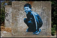 Portugal - Lagos (abudulla.saheem) Tags: graffito graffiti arte art kunst ruína ruin ruine penhasco cliff steilküste lagos algarve portugal panasonic lumix dmctz101 abudullasaheem