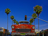 Red Means Stop (oybay©) Tags: sandiego oceanbeach newportavenue palmtrees chevrolet chevy car auto automobile scottsdale arizona unique unusual wheelcovers blue bleu curves rumbleseat rumble seat artdeco style class pavillions oldtimer old gorgeous beautiful color colors colorful blueish outdoor vehicle orange chandler chandlerharleydavidson custom customized lines wheel