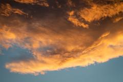 Sunset Clouds (johnstewartnz) Tags: canon canonapsc apsc eos 7dmarkii 7d2 7d canon7dmarkii canoneos7dmkii canoneos7dmarkii 100canon 80200mm 80200 ef80200 sunset cloud clouds orange