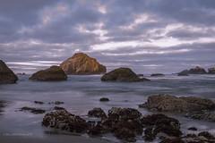Face Rock Sunrise (halladaybill) Tags: oregoncoast oregon pacificcoast landscape sunrise nikond850 nikkor2470
