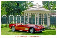 1958 Ferrari 250 GT California Spyder (sjb4photos) Tags: 2019copshaholmconcours 1958 ferarri 250gt california