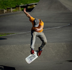 28 of 52 Weeks (Lyndon (NZ)) Tags: week282019 startingtuesdayjuly092019 52weeksthe2019edition skate action ilce7m2 sony masterton people