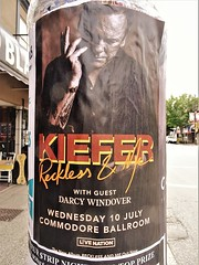 Kiefer (knightbefore_99) Tags: vancouver bc canada cool awesome art nice best message commodore ballroom show gig live stage kiefer darcywindover recklessme country