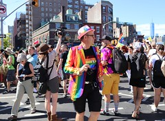 25a.Start.QueerMarch.NYC.30June2019 (Elvert Barnes) Tags: 2019 newyorkcitynewyork newyorkcityny nyc newyorkcity2019 nyc2019 gaypride gaypride2019 streetphotography2019 streetphotography newyorkcitystreetphotography nycstreetphotography2019 49thnycgaypride2019 newyorkcitygaypride nycgaypride greenwichvillage greenwichvillage2019 june2019 30june2019 reclaimpridecoalitionnyc reclaimpridecoalitionnyc2019queerliberationmarchrally sundaymorning30june2019lineupforqueerliberationmarch sunday30june2019nyc sundaymorning30june2019nyc stepoff2019queerliberationmarchnyc