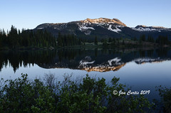 Molas Lake (Jan L. Curtis) Tags: molaslake reflection water sanjuanmountains mountains
