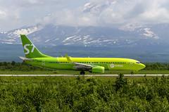 S7 Airlines   Boeing 737-8Q8(WL)   VP-BLD (Zhuravlev Nikita) Tags: spotting elizovo kamchatka uhpp pkc boeing 737 738 b738 s7