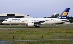 Icelandair TF-FIW, OSL ENGM Gardermoen (Inger Bjørndal Foss) Tags: tffiw icelandair boeing 757 osl engm gardermoen
