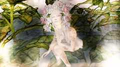 Water Lily (tralala.loordes) Tags: topstriker topstrikertattoo ink tattoo tralalaloordes tralala tra flickrblogging flickrart fashion virtualphotography virtualreality vr avatar secondlife sl slfashionblogging slblogging siren waterlily lode hpmd skye redmint jfdesign roymildor svanatattoo zibska