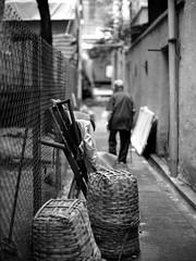 Take the Long Way Home (RunnyInHongKong) Tags: mamiyasekor80mmf19wanchai vuescan positive ilfordpanf50 6x6 hongkong blackwhite opticfilm120 mediumformat mamiya645protl film 6x45