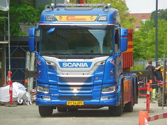 Next Generation Scania G450 BY54205 skiptruck (sms88aec) Tags: scania g450 by54205 skiptruck