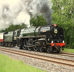 70000 (Jacobite52) Tags: 70000 britannia br railway train steam settleandcarlislerailway settlecarlisle settle mainlinesteam