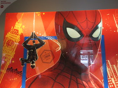 Spider-Man Far From Home Movie Theater Poster 5278 (Brechtbug) Tags: spiderman far from home ad movie poster billboard theater lobby 2019 nyc super hero marvel comic comics character spider man new york city film billboards standee theatre district midtown manhattan amazing coming ads advertising travel stamps july 07132019