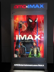 Spider-Man Far From Home Movie Theater Poster 5268 (Brechtbug) Tags: spiderman far from home ad movie poster billboard theater lobby 2019 nyc super hero marvel comic comics character spider man new york city film billboards standee theatre district midtown manhattan amazing coming ads advertising travel stamps july 07132019