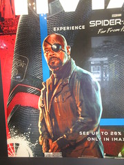 Spider-Man Far From Home Movie Theater Poster 5272 (Brechtbug) Tags: spiderman far from home ad movie poster billboard theater lobby 2019 nyc super hero marvel comic comics character spider man new york city film billboards standee theatre district midtown manhattan amazing coming ads advertising travel stamps july 07132019