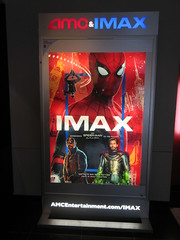 Spider-Man Far From Home Movie Theater Poster 5265 (Brechtbug) Tags: spiderman far from home ad movie poster billboard theater lobby 2019 nyc super hero marvel comic comics character spider man new york city film billboards standee theatre district midtown manhattan amazing coming ads advertising travel stamps july 07132019