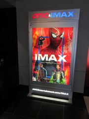 Spider-Man Far From Home Movie Theater Poster 5263 (Brechtbug) Tags: spiderman far from home ad movie poster billboard theater lobby 2019 nyc super hero marvel comic comics character spider man new york city film billboards standee theatre district midtown manhattan amazing coming ads advertising travel stamps july 07132019