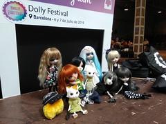 Dolly Festival 2019 - Villanos (Lunalila1) Tags: dolly festival barcelona bcn 2019 evento doll muñecas villanos stand