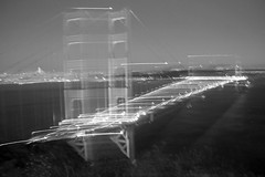 Monochrome Movement (JB by the Sea) Tags: sanfrancisco california june2019 marinheadlands marincounty marin goldengatebridge bridge sanfranciscobay blackandwhite bw