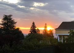 Amanecer entre nubes (eitb.eus) Tags: eitbcom 16599 g151944 tiemponaturaleza tiempon2019 amanecer nafarroa ayegui josemariavega