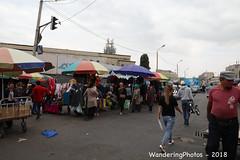 Umbrellas in the bazaar - Osh Bazaar Bishkek Kyrgyzstan (WanderingPJB) Tags: flickruploaded umbrella kyrgyzstan kyrgyzrepublic kirghizia bishkek oshbazaar market