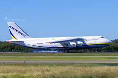UR-82009 AN124 ANTONOV YBBN (Sierra Delta Aviation) Tags: antonov an124 brisbane airport ybbn ur82009