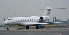 G650 | N651CH | AMS | 20190710 (Wally.H) Tags: gulfstream g650 n651ch ams eham amsterdam schiphol airport
