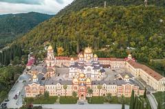 Новоафонский-монастырь-New-Athos-Monastery-Abkhazia-mavic-0962