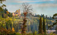 Новоафонский-монастырь-New-Athos-Monastery-Abkhazia-0484