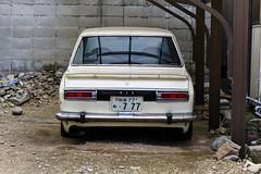 510 泉77 ね・7 77 (m-louis) Tags: 32mm 510 j5 nikon1 car japan kaizuka number osaka 大阪 日本 自動車 貝塚