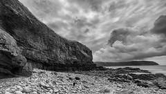 After the Storm (Bone Setter) Tags: sky storm haven clouds bay coast rocks littlehaven pembrokeshire uk wales