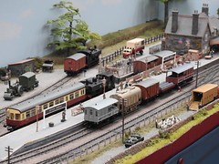Middleton model railway show (S.G.J) Tags: show model railway middletonrailway road leeds middleton reavy reevy