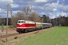 118 552-9 ITL (Zugbild) Tags: bahn zug eisenbahn train rail v180 br118 br228 kamenz sonderzug babelsbergerin lob deutsche reichsbahn osef itl 118 552 cunnersdorf