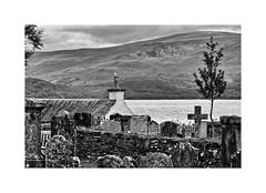 Over the Loch (CJS*64) Tags: scotland blackwhite bw blackandwhite whiteblack whiteandblack mono monochrome luss lochlomond nikon d7000 nikond7000 nikkor