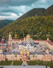 Новоафонский-монастырь-New-Athos-Monastery-Abkhazia-mavic-0958