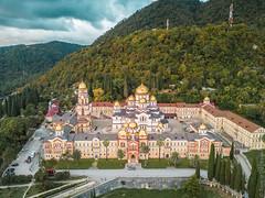 Новоафонский-монастырь-New-Athos-Monastery-Abkhazia-mavic-0963
