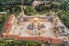 Новоафонский-монастырь-New-Athos-Monastery-Abkhazia-mavic-0964